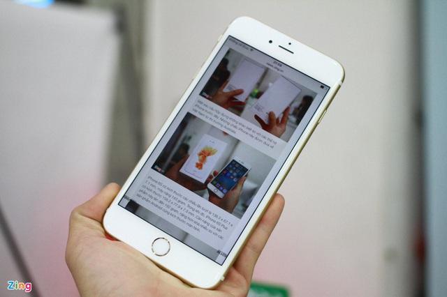 Chiếc iPhone giá trăm triệu khi về Việt Nam đầu tiên - Ảnh 4.