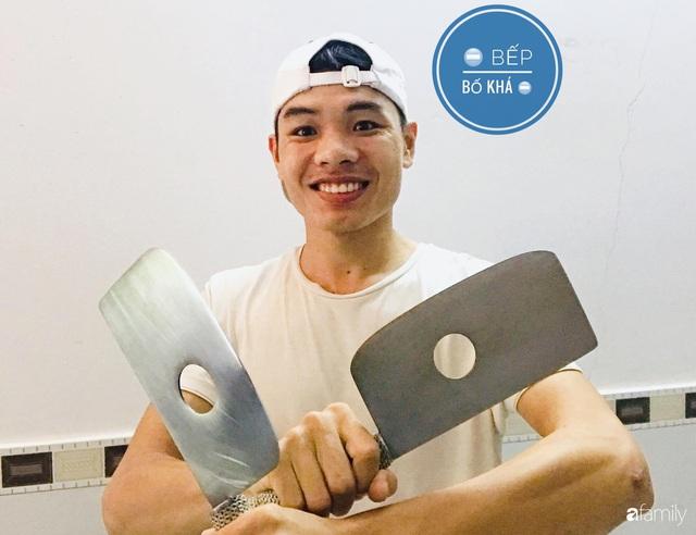 Căn bếp vỏn vẹn chỉ 5m² được ông bố Sài Gòn cải tạo tiện dụng cho việc nấu nướng hàng ngày có chi phí hơn 2 triệu đồng - Ảnh 5.