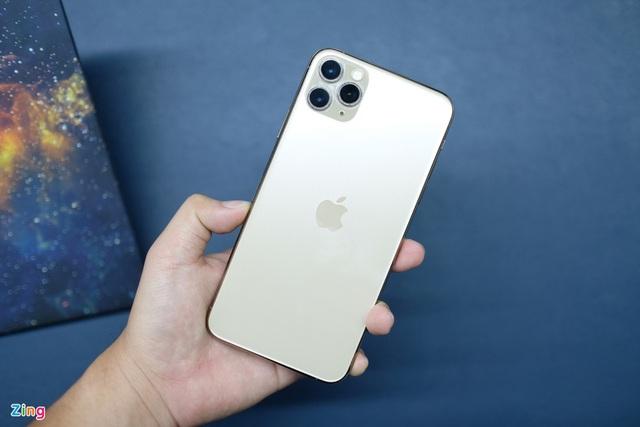 Chiếc iPhone giá trăm triệu khi về Việt Nam đầu tiên - Ảnh 9.