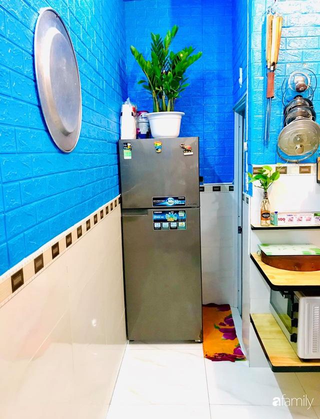 Căn bếp vỏn vẹn chỉ 5m² được ông bố Sài Gòn cải tạo tiện dụng cho việc nấu nướng hàng ngày có chi phí hơn 2 triệu đồng - Ảnh 9.