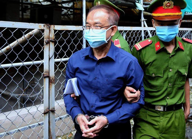Cựu Phó Chủ tịch TP HCM Nguyễn Thành Tài khai không biết về Công ty Hoa Tháng Năm - Ảnh 1.