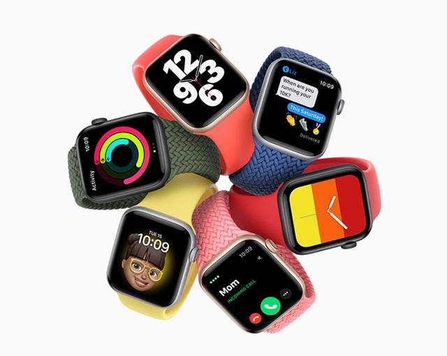 Apple Watch Series 6 ra mắt với màu đỏ mới - Ảnh 2.