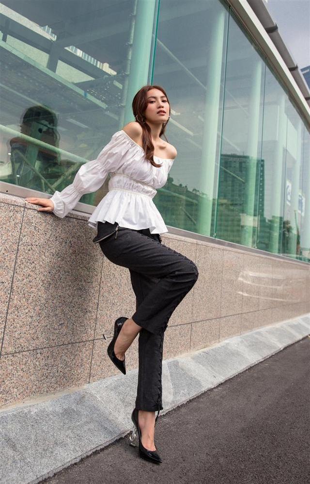 Ninh Dương Lan Ngọc mắc lỗi chọn sai giày giống nhiều chị em công sở, style vì thế mà kém đẹp đi vài phần - Ảnh 5.