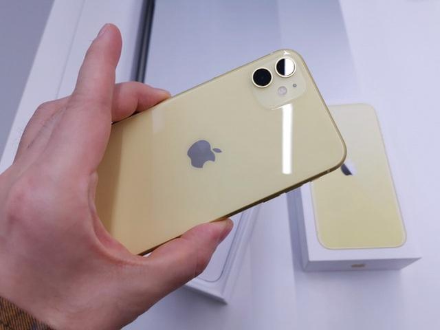 Cửa hàng liên tục giảm giá iPhone 11 - Ảnh 1.