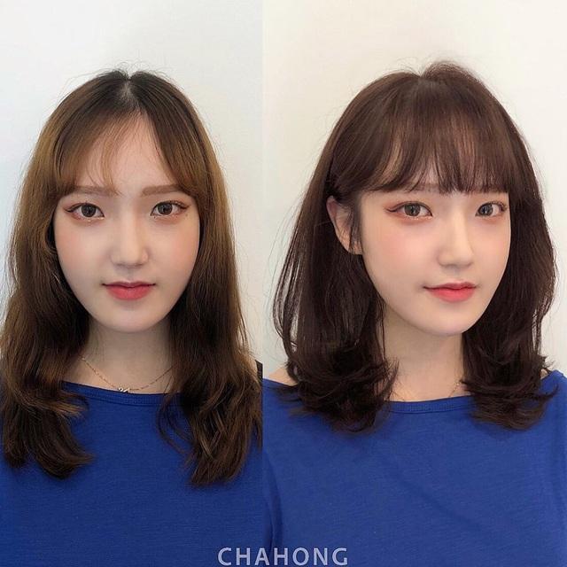 """12 gợi ý làm tóc vừa xinh vừa sang cứu vãn mái tóc """"không ra thể thống"""" - Ảnh 4."""