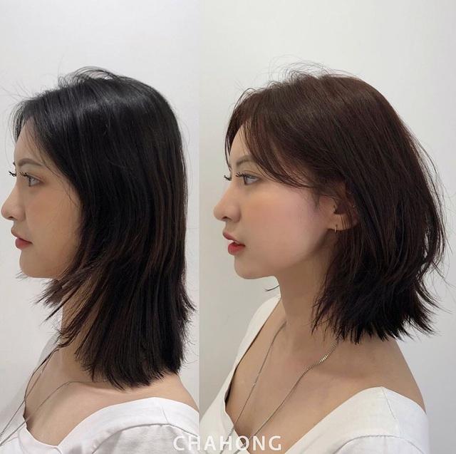 """12 gợi ý làm tóc vừa xinh vừa sang cứu vãn mái tóc """"không ra thể thống"""" - Ảnh 9."""