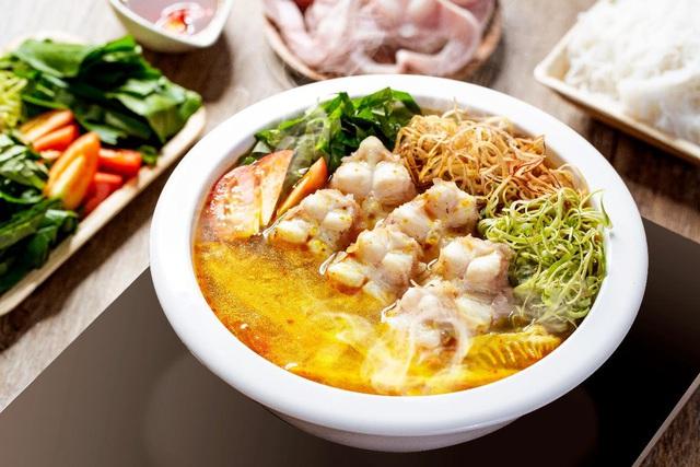 Món ngon từ cá của chuỗi nhà hàng Nori Vũng Tàu - Ảnh 1.