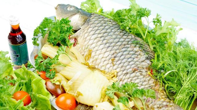 Món ngon từ cá của chuỗi nhà hàng Nori Vũng Tàu - Ảnh 4.