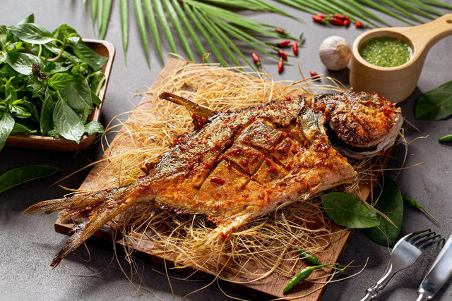 Món ngon từ cá của chuỗi nhà hàng Nori Vũng Tàu - Ảnh 6.