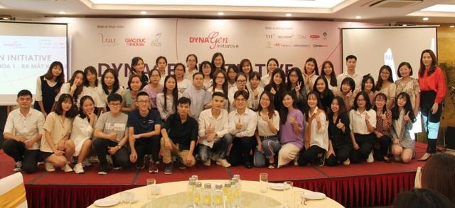 Chính thức ra mắt sinh viên DynaGen Initiative khóa II - Ảnh 1.