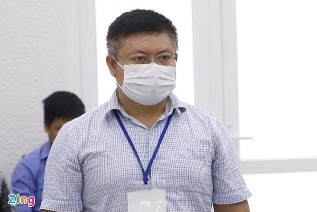 Lập quỹ đen, cựu sếp Lọc hóa dầu Nghi Sơn lĩnh án - Ảnh 2.