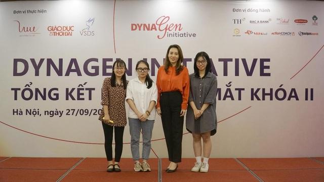 Chính thức ra mắt sinh viên DynaGen Initiative khóa II - Ảnh 5.