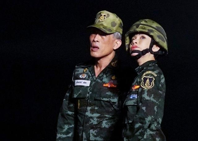 Sự trở lại của hoàng quý phi Thái Lan - Ảnh 4.