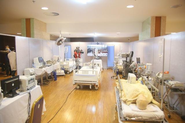 دبیرخانه دائمی Tran Quoc Vuong: در این کنگره ، کار پزشکی باید بالاتر از هر زمان دیگری باشد - عکس 7.