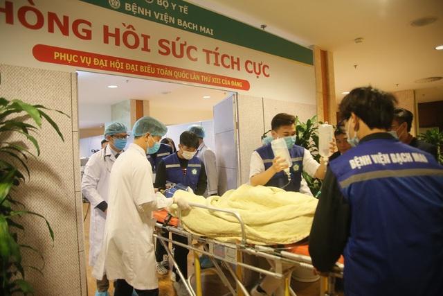 دبیرخانه حزب دائمی Tran Quoc Vuong: در این کنگره ، کار پزشکی باید بالاتر از هر زمان دیگری باشد - عکس 6.