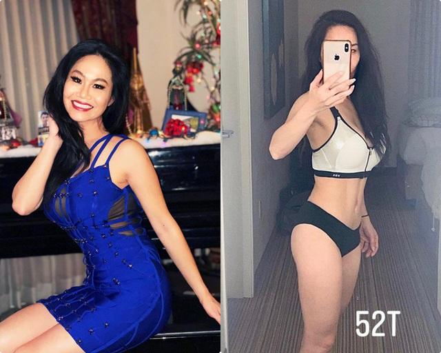 U60 مادر 3 فرزند است ، یک پزشک متولد ویتنام به دختری 20 ساله اجازه می دهد دود را با بدن نورد استنشاق کند - عکس 3.