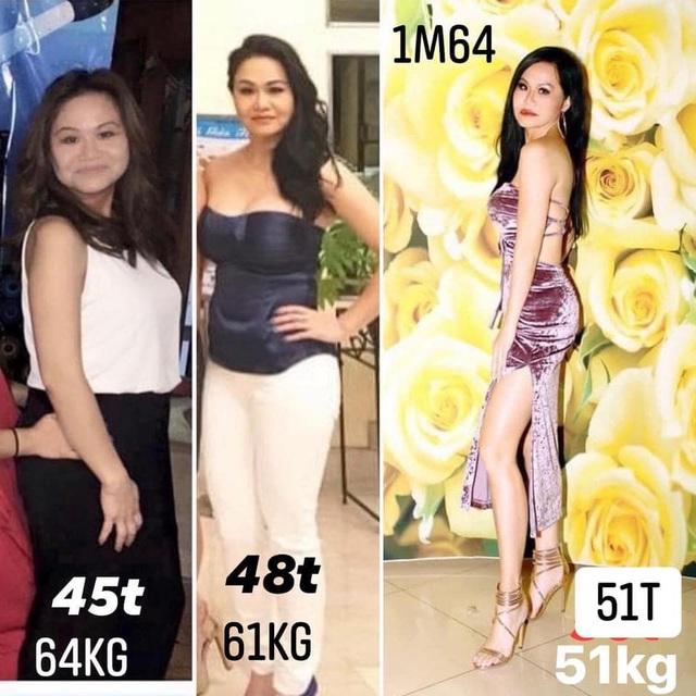 U60 مادر 3 فرزند است ، یک پزشک متولد ویتنام به دختری 20 ساله اجازه می دهد دود را با بدن نورد استنشاق کند - عکس 5.