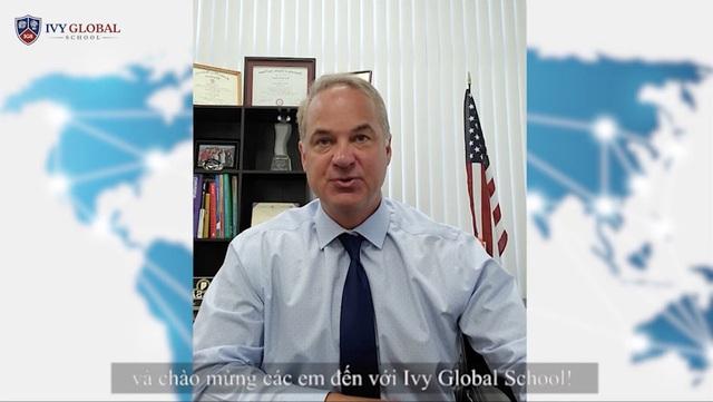 Ivy Global School khai giảng khoá đầu tiên tại Việt Nam - Ảnh 3.