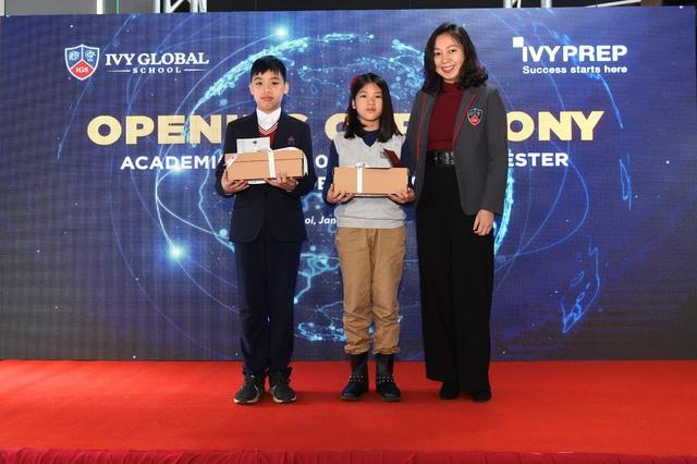 Ivy Global School khai giảng khoá đầu tiên tại Việt Nam - Ảnh 5.