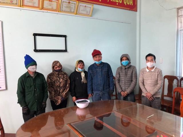 Quang Tri: شناسایی 6 نفری که به طور غیرقانونی از لائوس به ویتنام وارد می شوند - عکس 1.