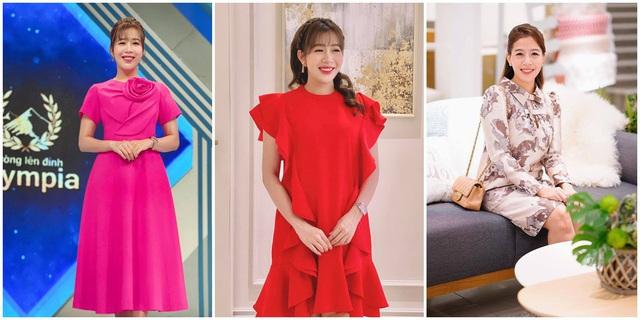 MC Diep Chi عادت به پوشیدن برای سالهای طولانی را آشکار کرد: جامعه آنلاین بلافاصله از Song Hye Kyo تعریف کرد - تصویر 12.