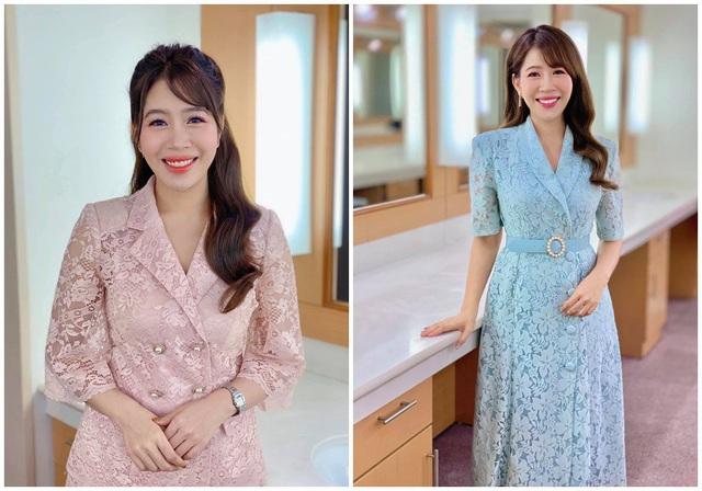 MC Diep Chi عادت خود را برای پوشیدن برای سالهای طولانی فاش کرد: جامعه آنلاین بلافاصله Song Hye Kyo را ستایش کرد - تصویر 13.