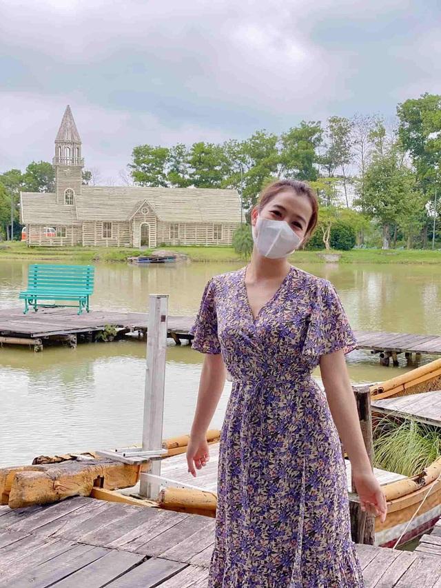 MC Diep Chi عادت خود را برای پوشیدن برای سالهای طولانی آشکار کرد: جامعه آنلاین بلافاصله از Song Hye Kyo تعریف کرد - تصویر 14.