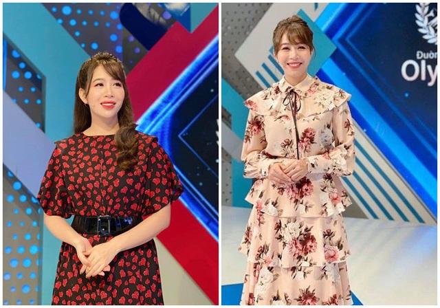 MC Diep Chi عادت خود را برای پوشیدن برای سالهای طولانی فاش کرد: جامعه آنلاین بلافاصله Song Hye Kyo را ستایش کرد - تصویر 8.