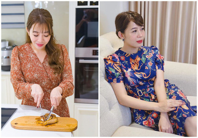 MC Diep Chi عادت خود را در پوشیدن برای سالهای طولانی آشکار کرد: جامعه آنلاین بلافاصله Song Hye Kyo را ستایش کرد - تصویر 9.
