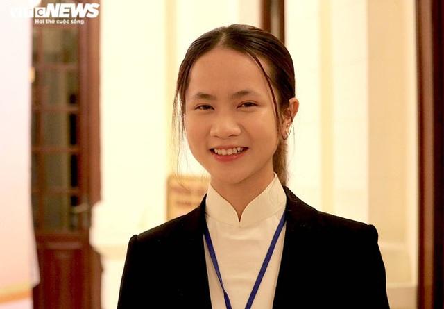Nữ sinh duy nhất giành huy chương vàng Olympic Hóa học quốc tế 2020 - Ảnh 1.