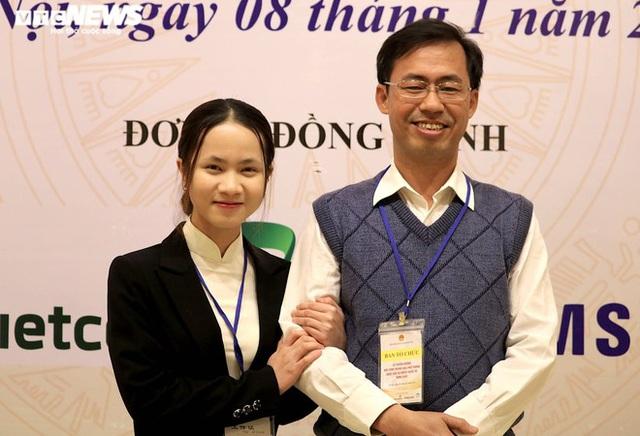 Nữ sinh duy nhất giành huy chương vàng Olympic Hóa học quốc tế 2020 - Ảnh 2.