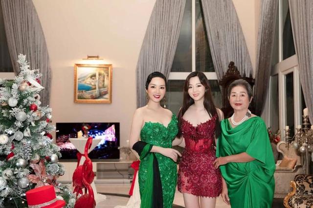 Nhan sắc đẹp hút hồn của con gái lớn nhà Hoa hậu Giáng My - Ảnh 2.