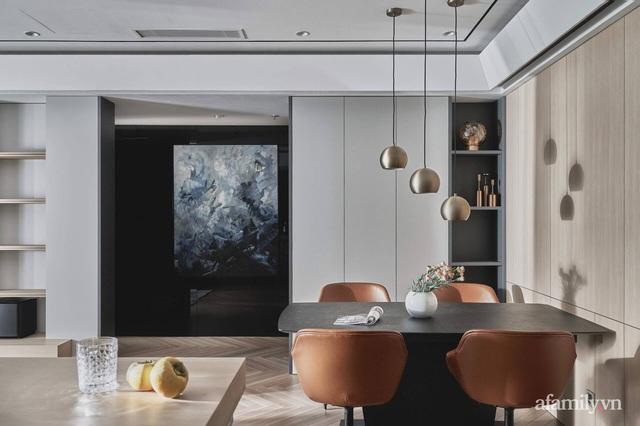 Căn hộ 100m² đẹp như nhà mẫu nhờ nội thất được lựa chọn chuẩn không cần chỉnh ở Hà Nội - Ảnh 11.