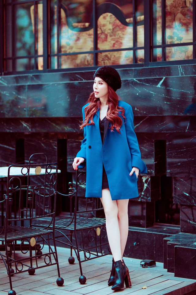 """Hoa hậu Hoàng Dung tiết lộ cách """"mix"""" đồ hiệu - Ảnh 7."""