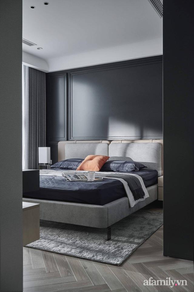 Căn hộ 100m² đẹp như nhà mẫu nhờ nội thất được lựa chọn chuẩn không cần chỉnh ở Hà Nội - Ảnh 13.