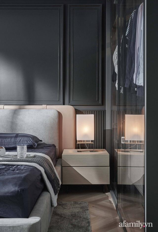 Căn hộ 100m² đẹp như nhà mẫu nhờ nội thất được lựa chọn chuẩn không cần chỉnh ở Hà Nội - Ảnh 14.