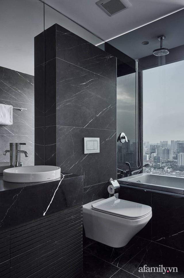 Căn hộ 100m² đẹp như nhà mẫu nhờ nội thất được lựa chọn chuẩn không cần chỉnh ở Hà Nội - Ảnh 15.