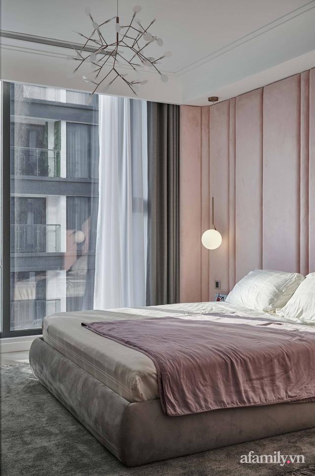 Căn hộ 100m² đẹp như nhà mẫu nhờ nội thất được lựa chọn chuẩn không cần chỉnh ở Hà Nội - Ảnh 16.