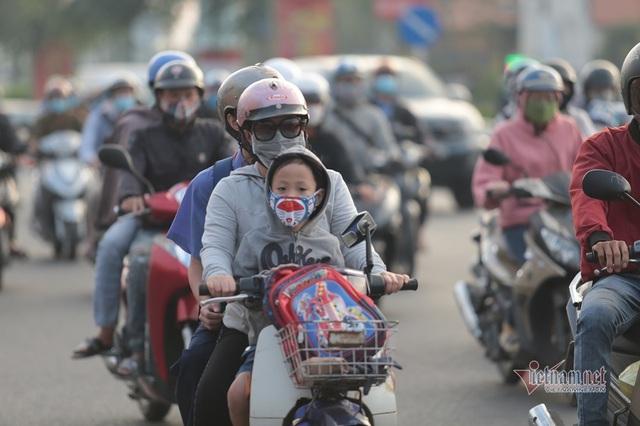 Người Sài Gòn co ro trong tiết trời lạnh 19 độ - Ảnh 5.