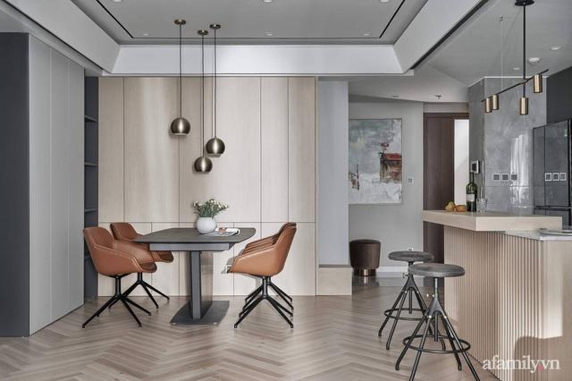 Căn hộ 100m² đẹp như nhà mẫu nhờ nội thất được lựa chọn chuẩn không cần chỉnh ở Hà Nội - Ảnh 7.