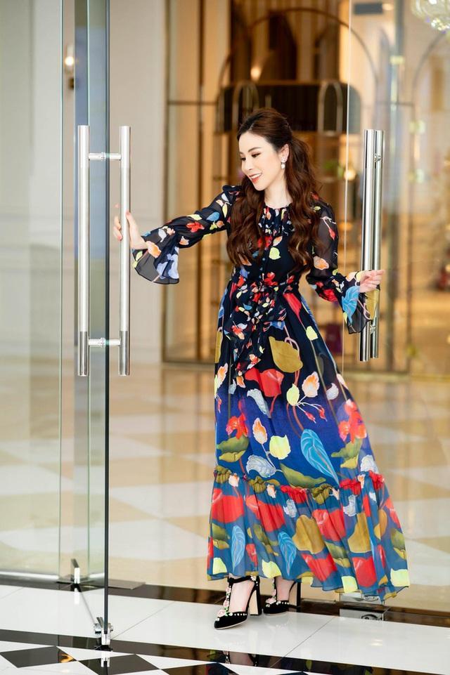 """Hoa hậu Hoàng Dung tiết lộ cách """"mix"""" đồ hiệu - Ảnh 5."""