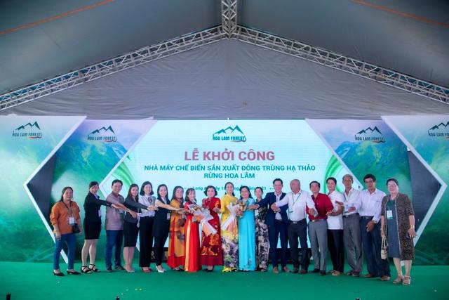 Đông trùng hạ thảo của công ty Rừng Hoa Lâm tự hào được nhiều người tin dùng - Ảnh 1.