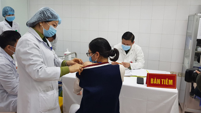 تزریق واکسن Nano Covax: بعد از تزریق 2 ، مقدار آنتی بادی ها 20-20 برابر افزایش می یابد - عکس 2.