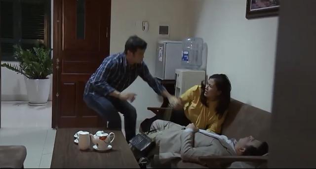 بازگشت به اواسط عشق قسمت 19: دوک همسرش را به ظن زنا طوفان می کند - تصویر 1.