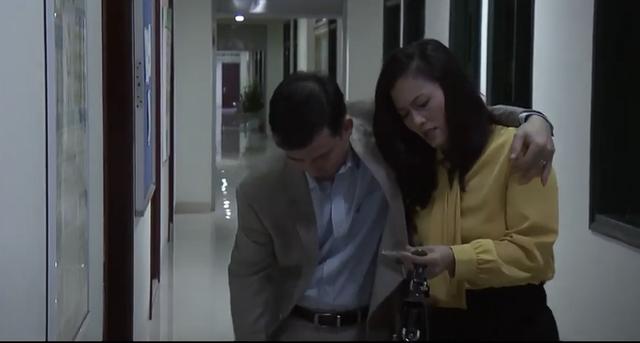 بازگشت به اواسط عشق قسمت 19: دوک به همسرش به ظن زنا حمله می کند - تصویر 3.