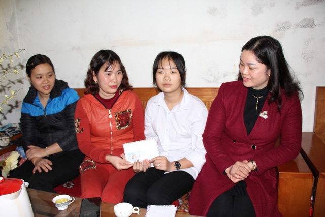 Tình người lan tỏa đến với nữ sinh lớp 11 mồ côi bố mẹ ở Hải Dương - Ảnh 7.