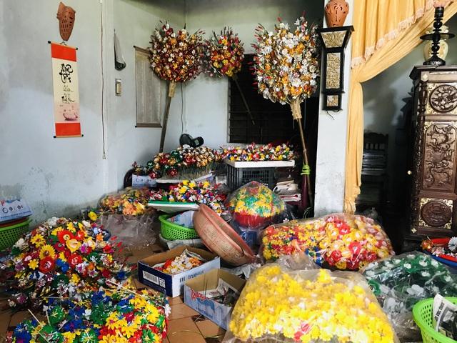 Sắc xuân tại làng hoa giấy hơn 300 năm tuổi ở Thừa Thiên Huế - Ảnh 7.