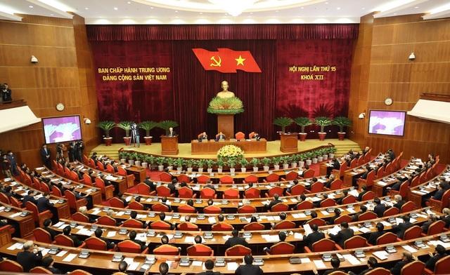 Đại hội XIII của Đảng: Đặt lợi ích quốc gia - dân tộc lên trên hết - Ảnh 1.