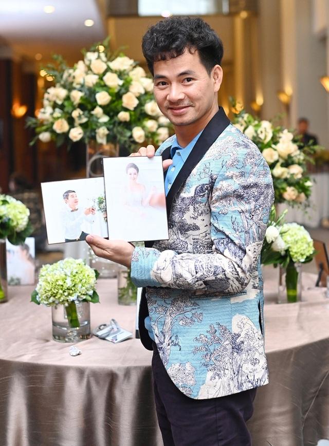 ارتش سیب عروسی هنرمند مردم Cong Ly - Ngoc Ha - تصویر 5 را انجام داد.