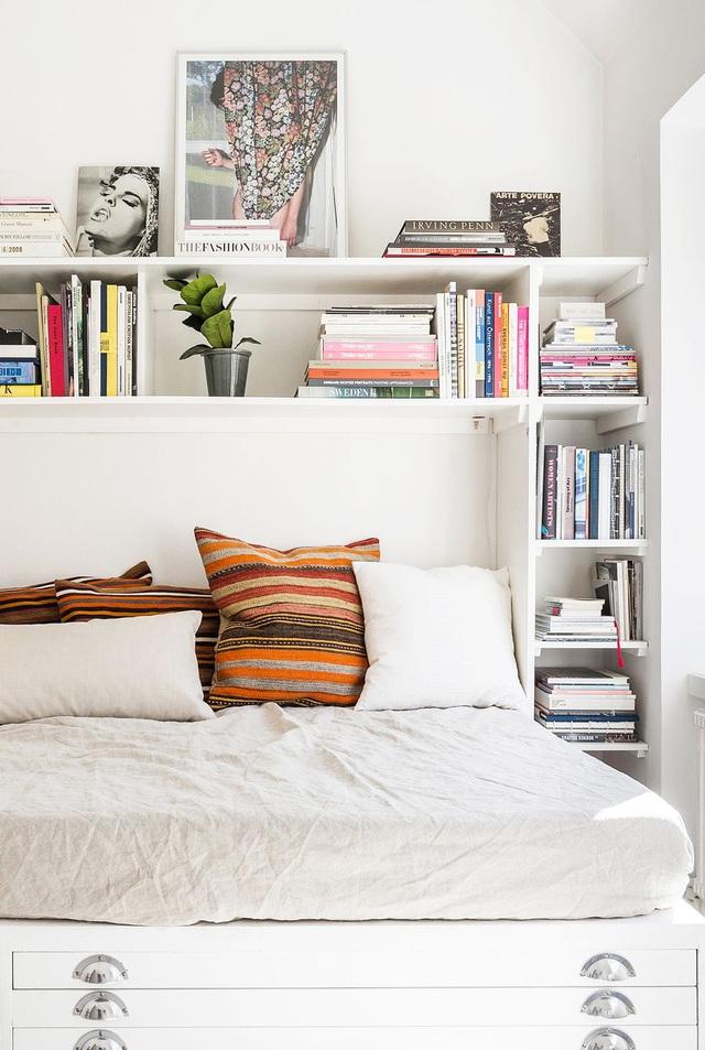 نکات خوب برای بزرگنمایی یک اتاق خواب کوچک - عکس 2.